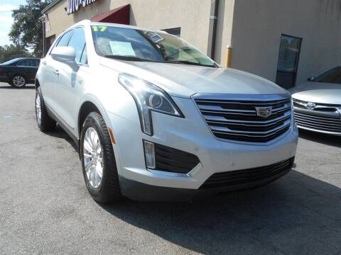 2017 Cadillac XT5 for sale at AutoStar Norcross in Norcross GA