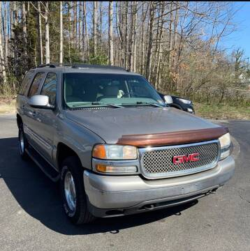 2002 GMC Yukon for sale at Bluesky Auto in Bound Brook NJ