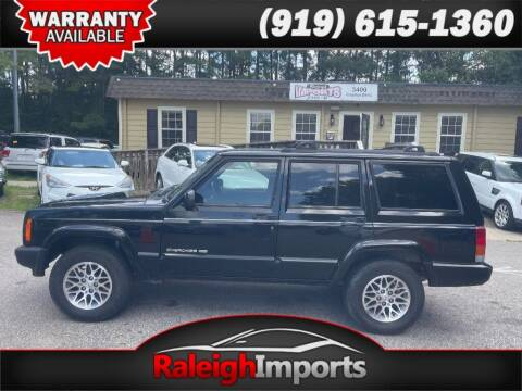 1999 Jeep Cherokee for sale at Raleigh Imports in Raleigh NC