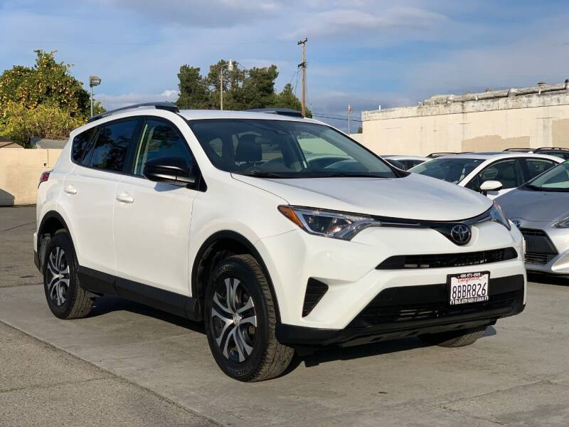 2018 Toyota RAV4 for sale at H & K Auto Sales & Leasing in San Jose CA