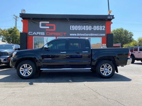 2014 Toyota Tacoma for sale at Cars Direct in Ontario CA