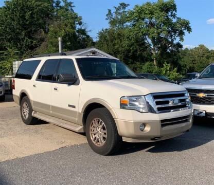 2008 Ford Expedition EL for sale at CarXpress in Fredericksburg VA