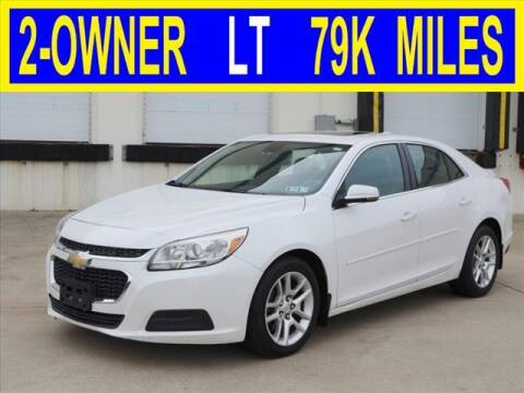 2015 Chevrolet Malibu for sale at Elite Motors INC in Joppa MD