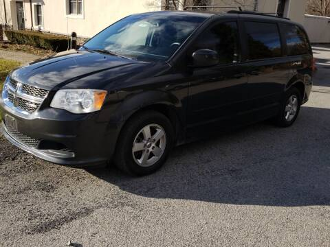 2012 Dodge Grand Caravan for sale at Wallet Wise Wheels in Montgomery NY