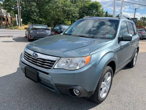 2010 Subaru Forester for sale at Sam's Auto in Akron PA