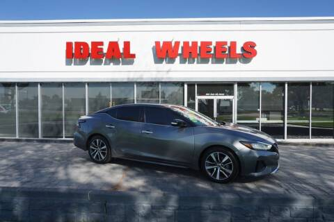 2019 Nissan Maxima for sale at Ideal Wheels in Sioux City IA