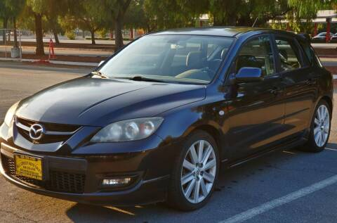 2007 Mazda MAZDASPEED3 for sale at ALL CREDIT AUTO SALES in San Jose CA