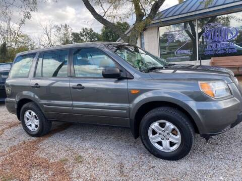 2007 Honda Pilot for sale at Wallers Auto Sales LLC in Dover OH