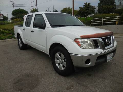 2010 Nissan Frontier for sale at ARAX AUTO SALES in Tujunga CA