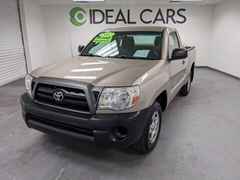 2007 Toyota Tacoma for sale at Ideal Cars in Mesa AZ