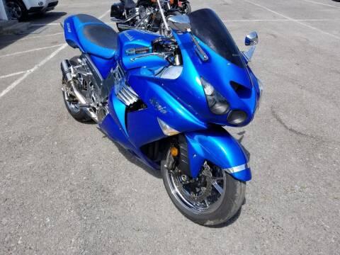 2007 Kawasaki ZX1400A7F NINJA ZX-14