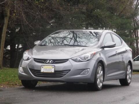 2011 Hyundai Elantra for sale at Loudoun Used Cars in Leesburg VA