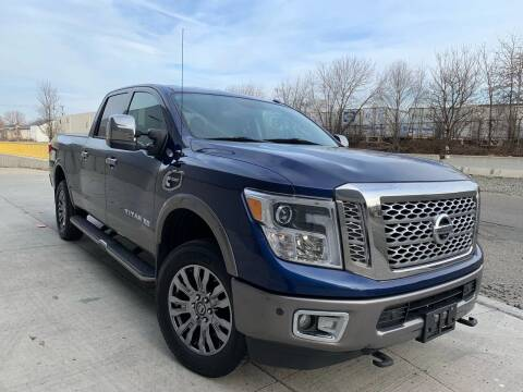 2016 Nissan Titan XD for sale at MFT Auction in Lodi NJ