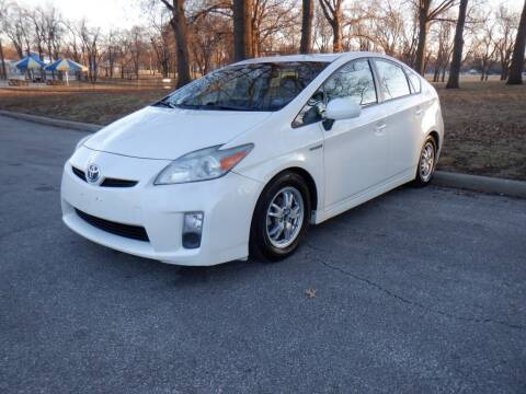 2011 Toyota Prius for sale at RENNSPORT Kansas City in Kansas City MO