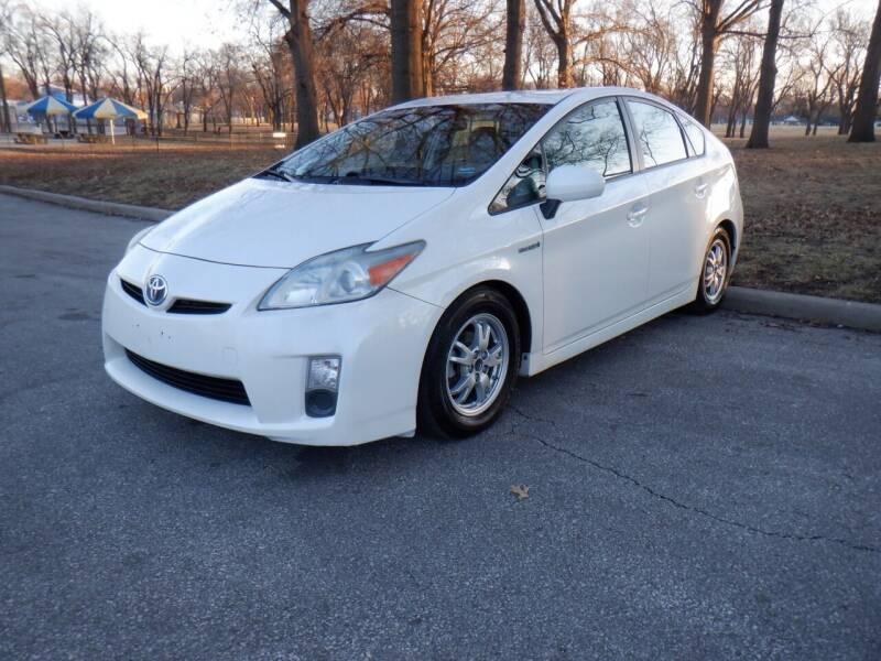 2011 Toyota Prius for sale at RENNSPORT Kansas City in Kansas City MO