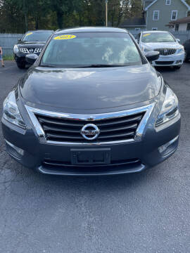 2013 Nissan Altima for sale at Right Choice Automotive in Rochester NY