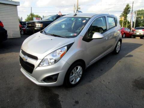 2014 Chevrolet Spark for sale at American Auto Group Now in Maple Shade NJ