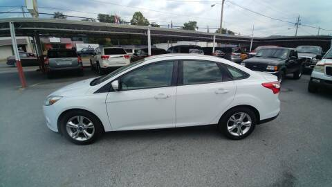 2013 Ford Focus for sale at Lewis Used Cars in Elizabethton TN