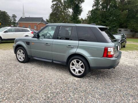 2006 Land Rover Range Rover Sport for sale at Joye & Company INC, in Augusta GA