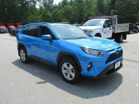 2019 Toyota RAV4 for sale at MC FARLAND FORD in Exeter NH