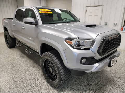 2017 Toyota Tacoma for sale at LaFleur Auto Sales in North Sioux City SD