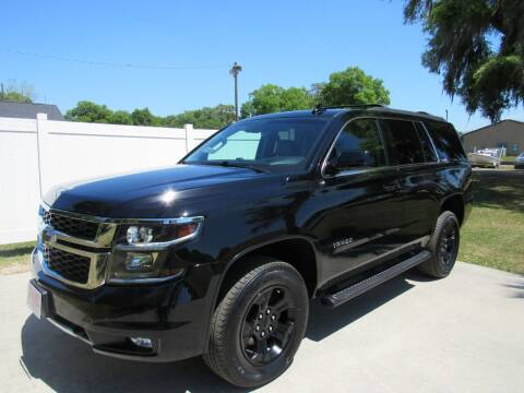 2018 Chevrolet Tahoe for sale at D & R Auto Brokers in Ridgeland SC