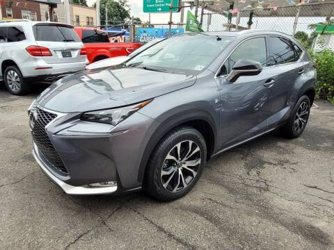2015 Lexus NX 200t for sale at LIBERTY AUTOLAND INC in Jamaica NY