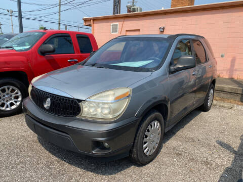 2004 Buick Rendezvous for sale at 4th Street Auto in Louisville KY