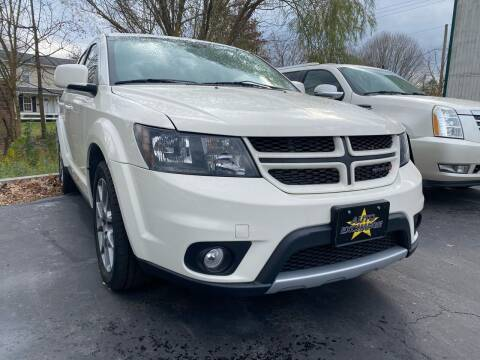 2017 Dodge Journey for sale at Auto Exchange in The Plains OH