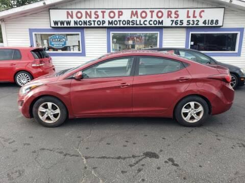 2014 Hyundai Elantra for sale at Nonstop Motors in Indianapolis IN