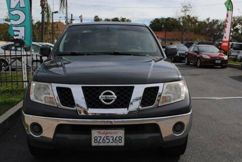 2010 Nissan Frontier for sale at MIKE AHWAZI in Santa Ana CA