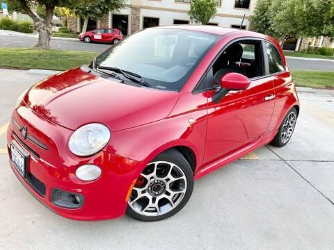 2012 FIAT 500 for sale at Destination Motors in Temecula CA