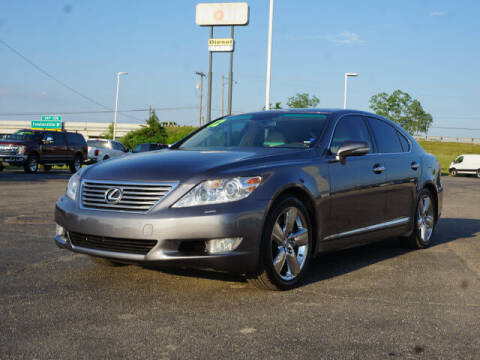 2012 Lexus LS 460 for sale at FOWLERVILLE FORD in Fowlerville MI