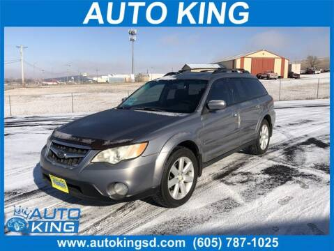 2008 Subaru Outback for sale at Auto King in Rapid City SD