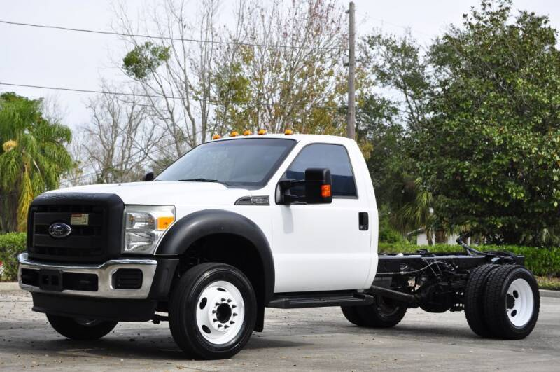 2015 Ford F-550 Super Duty for sale at Vision Motors, Inc. in Winter Garden FL