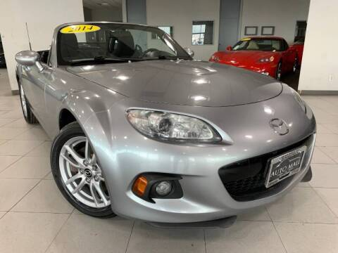 2014 Mazda MX-5 Miata for sale at Auto Mall of Springfield in Springfield IL