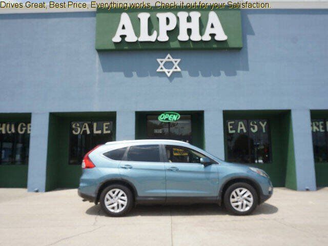 2015 Honda CR-V for sale at ALPHA AUTOMOBILE SALES, LLC in Lafayette LA