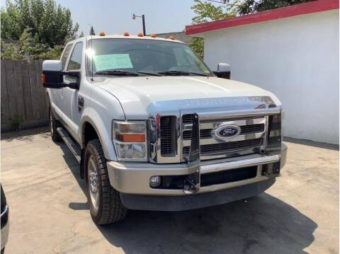 2008 Ford F-250 Super Duty for sale at Dealers Choice Inc in Farmersville CA