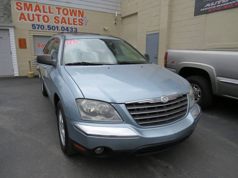 2006 Chrysler Pacifica for sale at Small Town Auto Sales in Hazleton PA