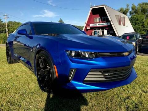 2016 Chevrolet Camaro for sale at Pop's Automotive in Homer NY
