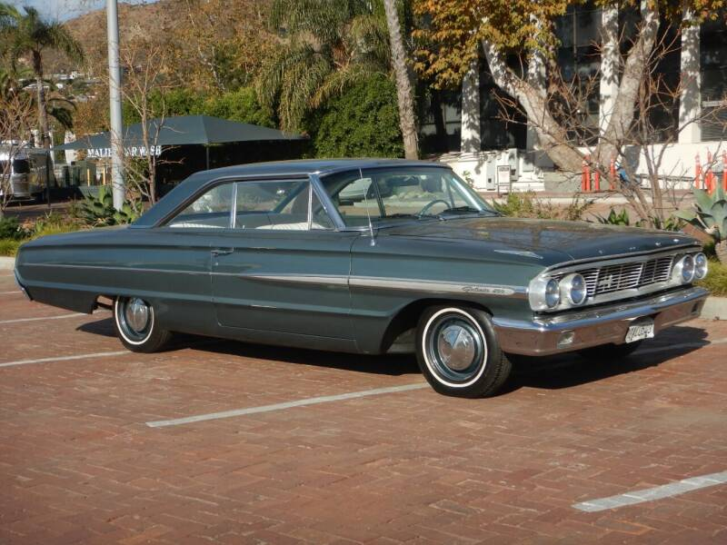 1964 Ford Galaxie 500 for sale at California Cadillac & Collectibles in Los Angeles CA