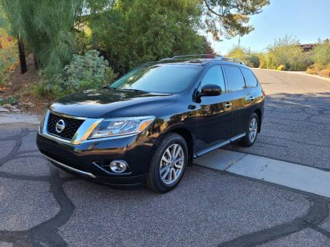 2015 Nissan Pathfinder for sale at BUY RIGHT AUTO SALES in Phoenix AZ