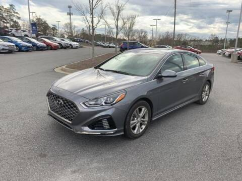 2018 Hyundai Sonata for sale at CU Carfinders in Norcross GA