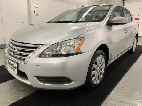 2014 Nissan Sentra for sale at TOWNE AUTO BROKERS in Virginia Beach VA