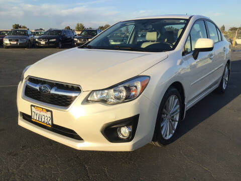 2013 Subaru Impreza for sale at My Three Sons Auto Sales in Sacramento CA