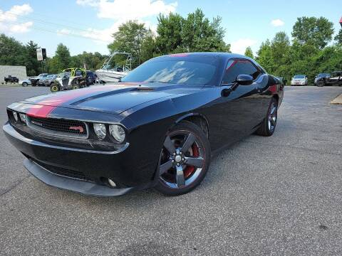 2013 Dodge Challenger for sale at Cruisin' Auto Sales in Madison IN
