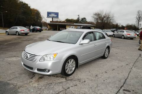 2010 Toyota Avalon for sale at RICHARDSON MOTORS USED CARS - Buy Here Pay Here in Anderson SC