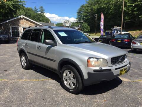 2006 Volvo XC90 for sale at Bladecki Auto in Belmont NH