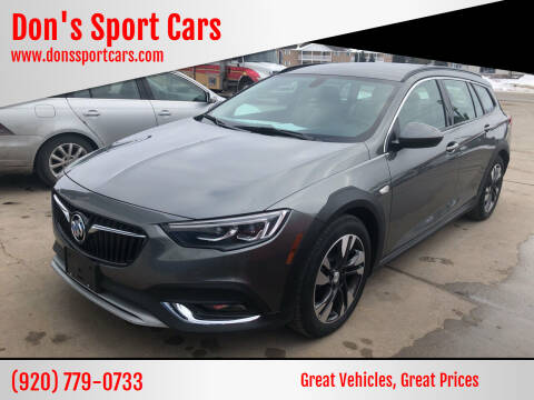 2019 Buick Regal TourX for sale at Don's Sport Cars in Hortonville WI
