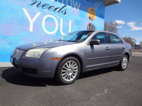 2007 Mercury Milan for sale at FINISH LINE AUTO SALES in Idaho Falls ID